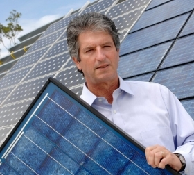 The 40% efficiency milestone is the latest in a long line of achievements by UNSW solar researchers spanning four decades - Martin Green