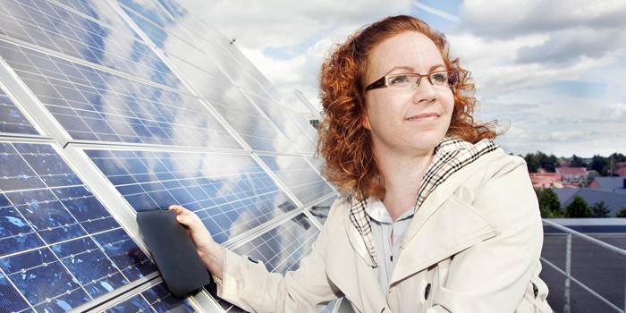 Professor Hele Savin, Leader of the Black project
